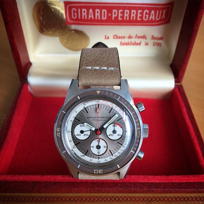 Girard Perregaux Olimpico 9075AF