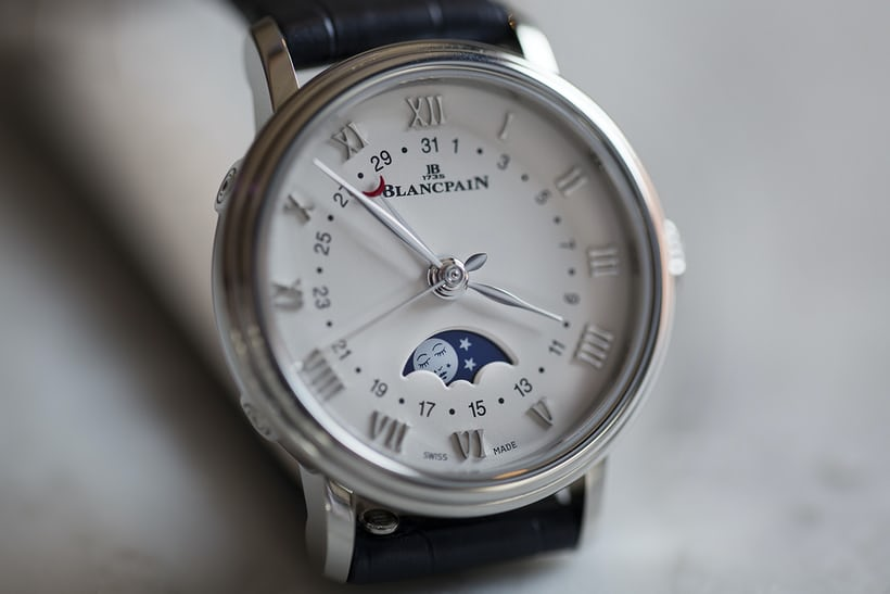 blancpain date moonphase
