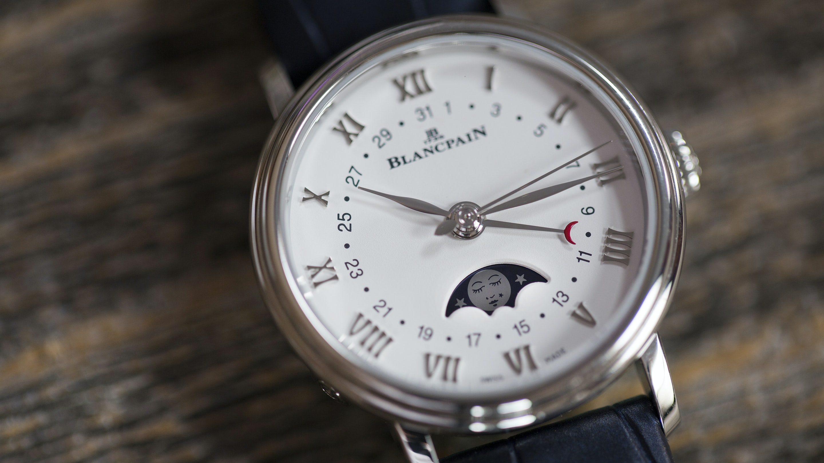 blancpain ladies moon phase hands-on: the blancpain villeret date moonphase ladies' watch Hands-On: The Blancpain Villeret Date Moonphase Ladies' Watch B89A3668 copy 2