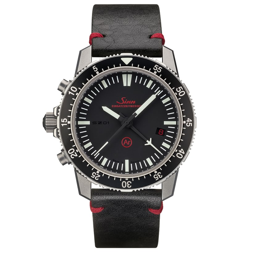 The Sinn EZM 1.1 is a tough tool watch