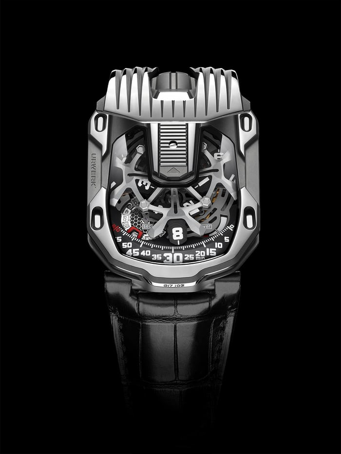 ur-105 ct urwerk movement