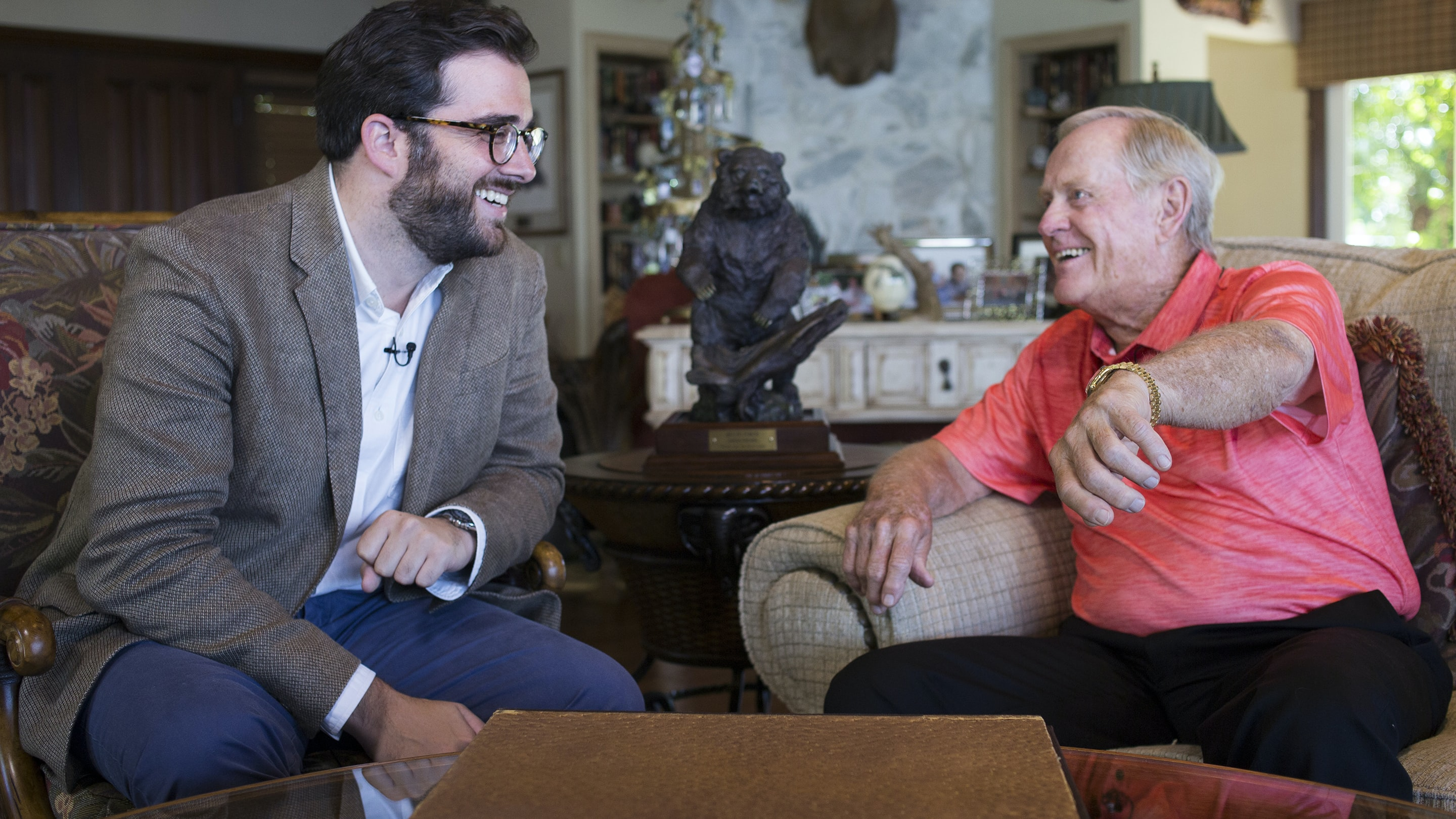 Sunday Rewind: Talking Watches With Jack Nicklaus