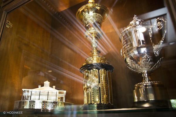 Jack Nicklaus trophy