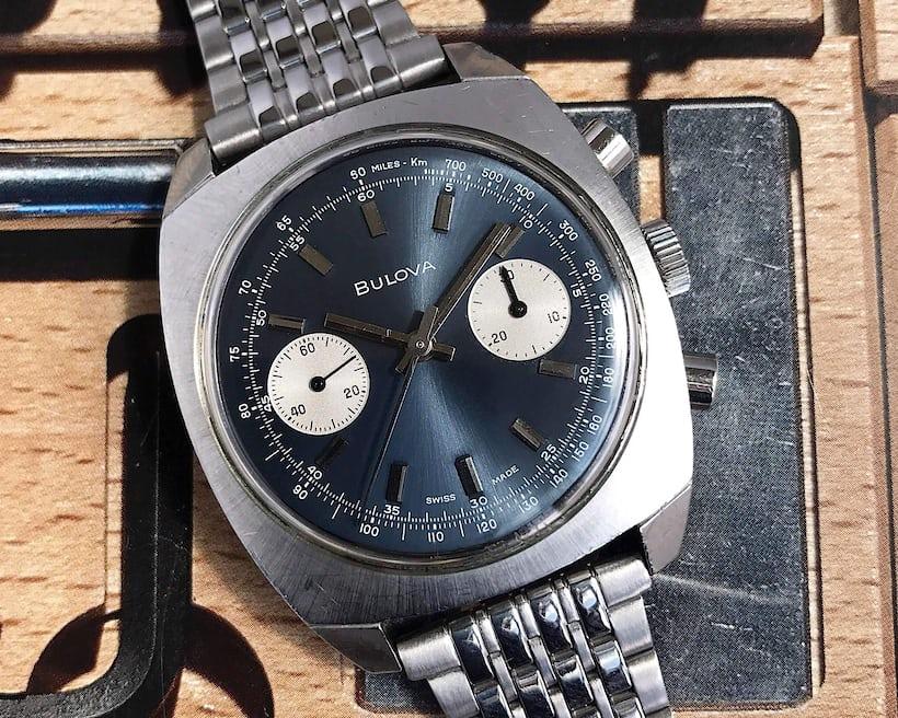 Bulova Chronograph Reference 31000