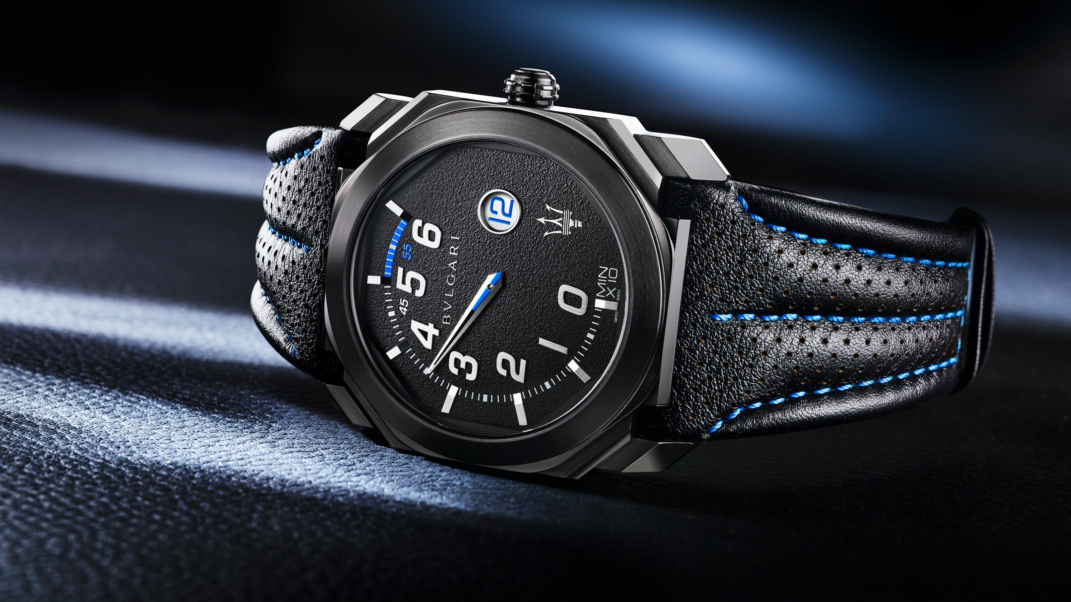 3cf59d78e5a Introducing  The Bulgari Octo Maserati GranSport And GranLusso - HODINKEE