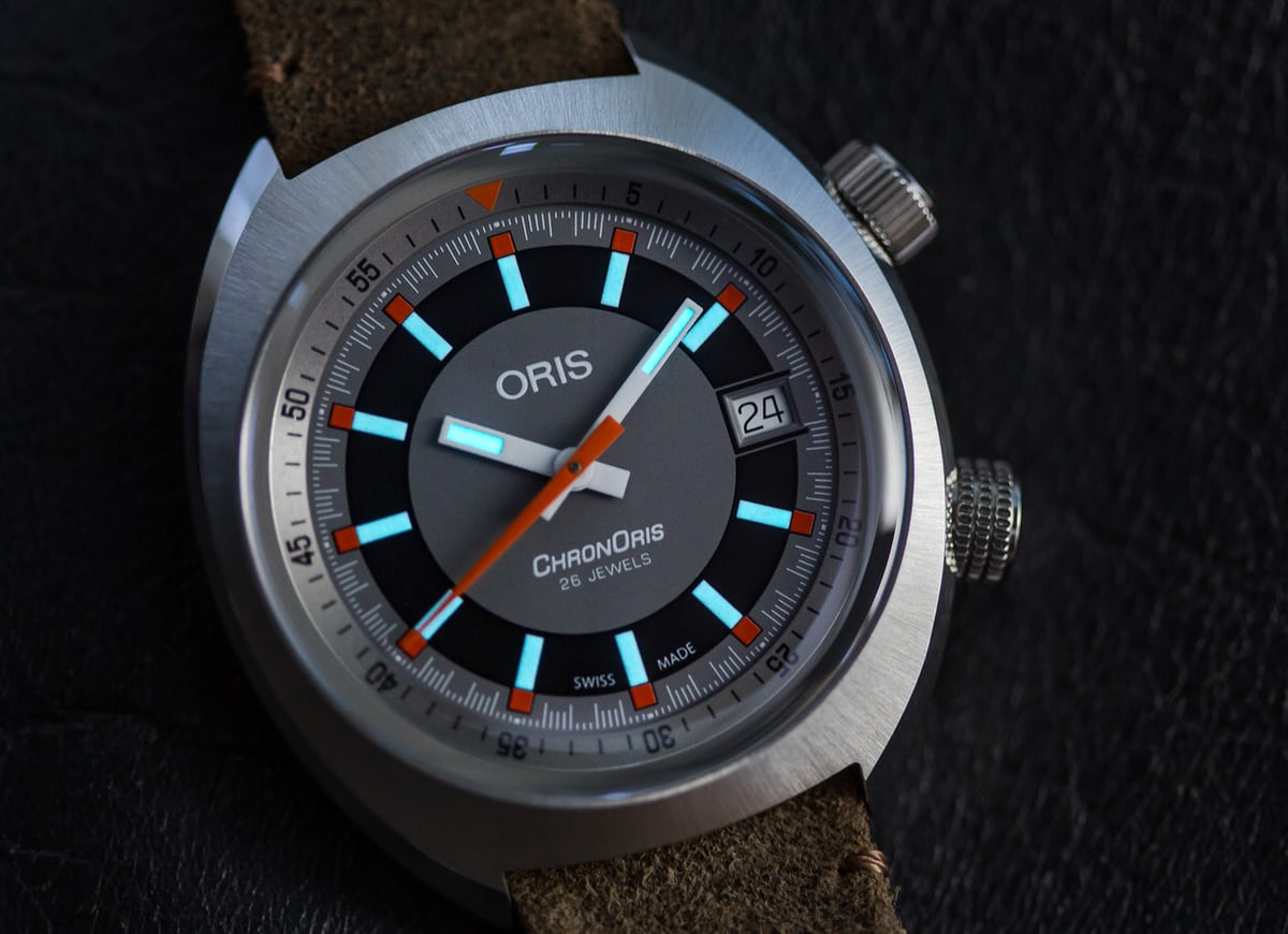 Oris Chronoris: Wristwatches | eBay