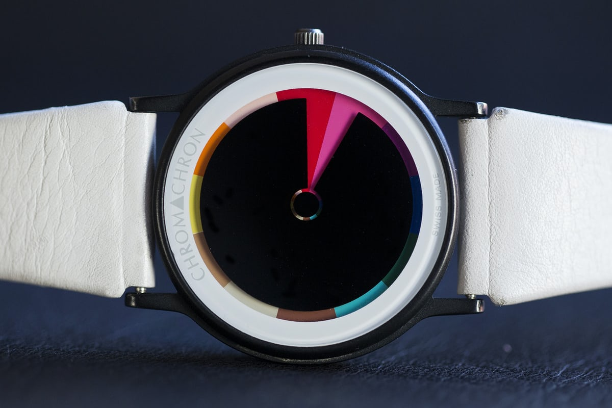 chromachron color watches