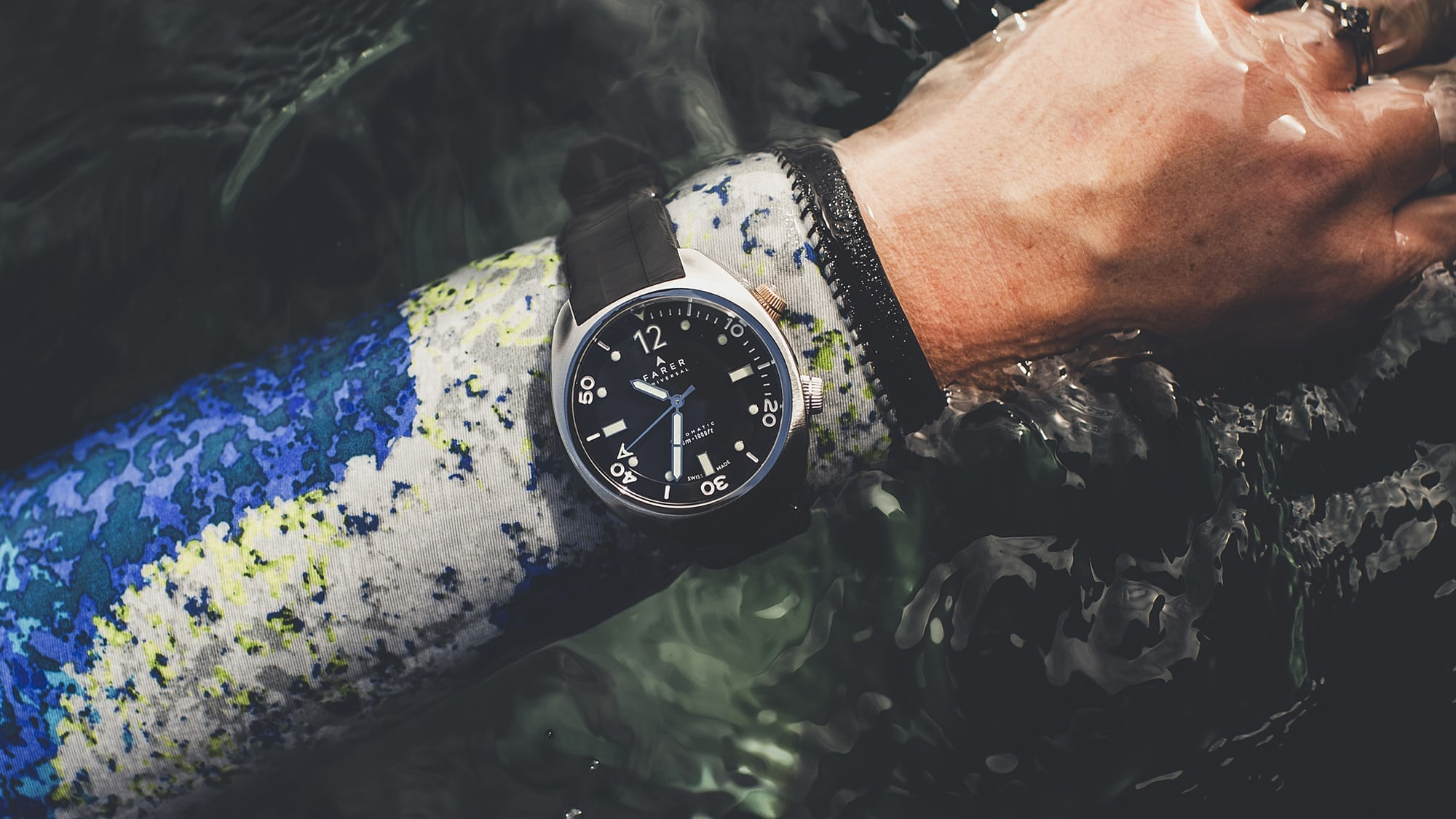 Farer aqua compressor 1.jpg?ixlib=rails 1.1 introducing: farer aqua compressor automatic dive watches Introducing: Farer Aqua Compressor Automatic Dive Watches Farer Aqua Compressor 1