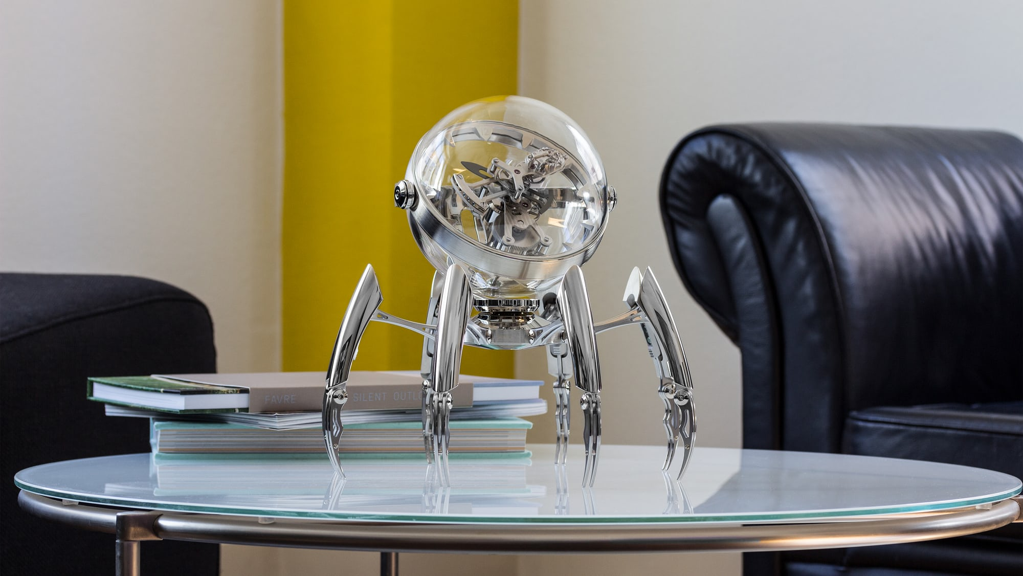 Hero.jpg?ixlib=rails 1.1 introducing: the mb&f and l'epe 1839 octopod clock Introducing: The MB&F And L'Epe 1839 Octopod Clock hero