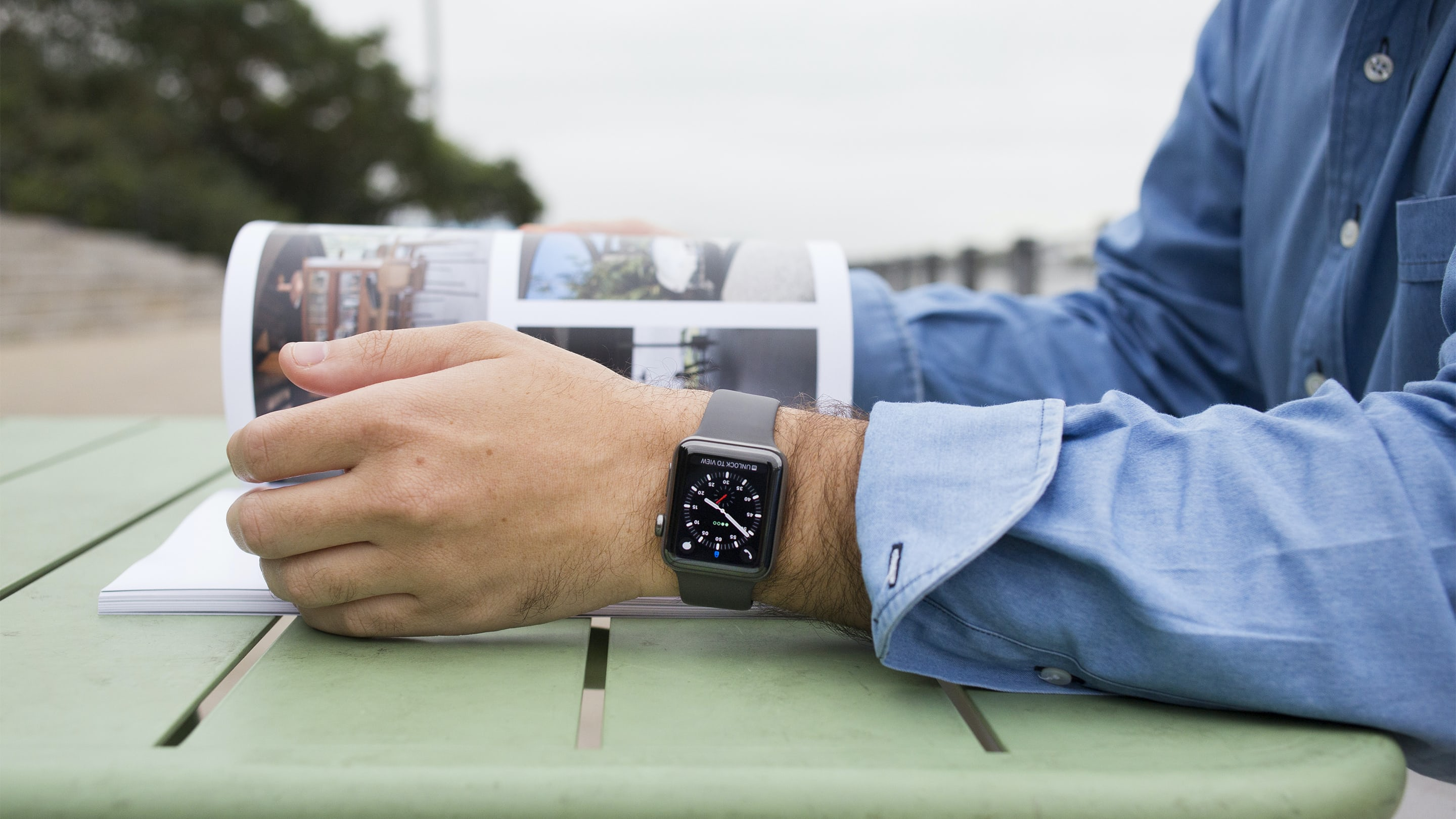 49802a0a67286 A Week On The Wrist: The Apple Watch Series 3 Edition - HODINKEE