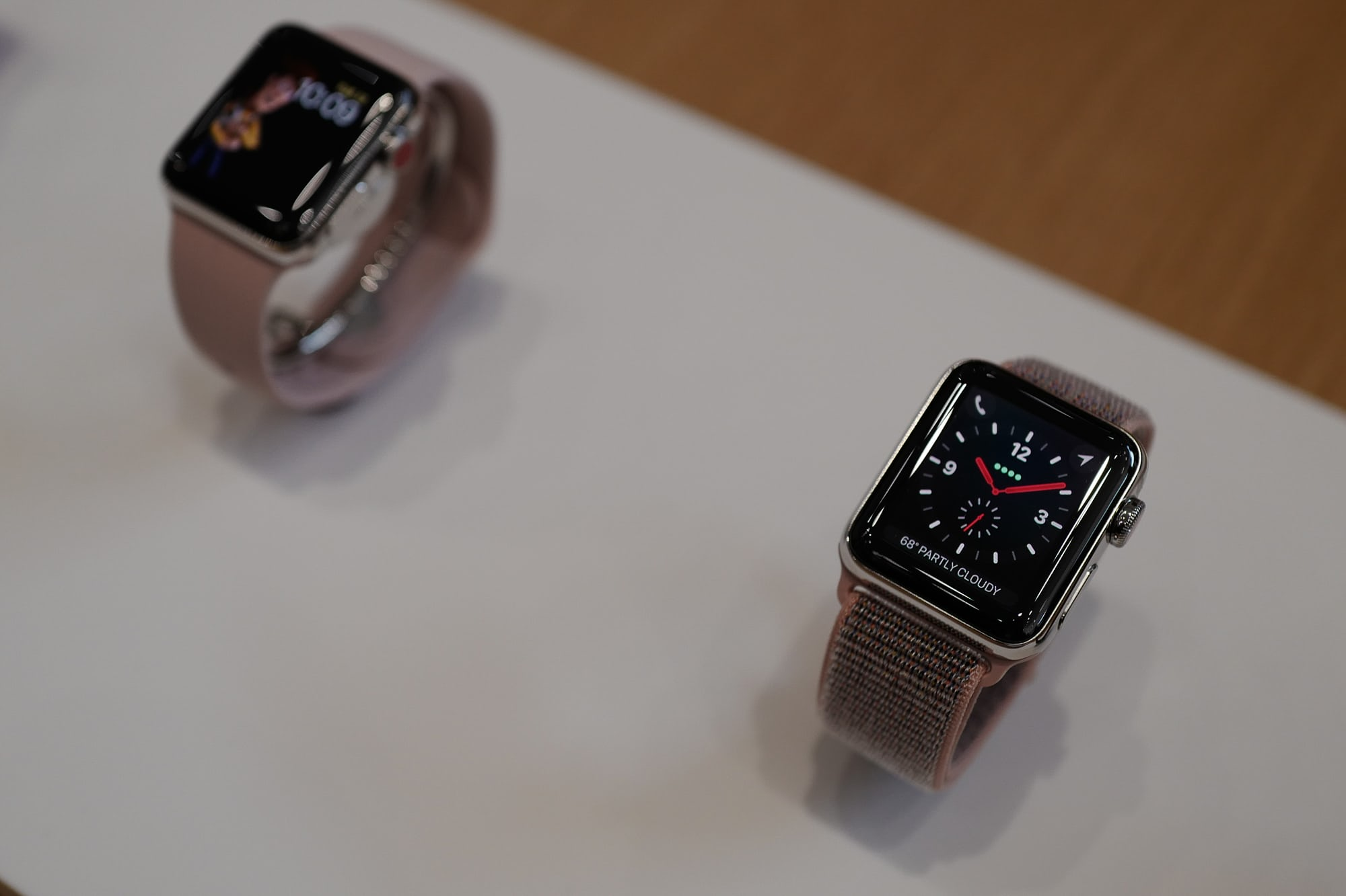 A Week On The Wrist: The Apple Watch Series 3 Edition A Week On The Wrist: The Apple Watch Series 3 Edition L1070273