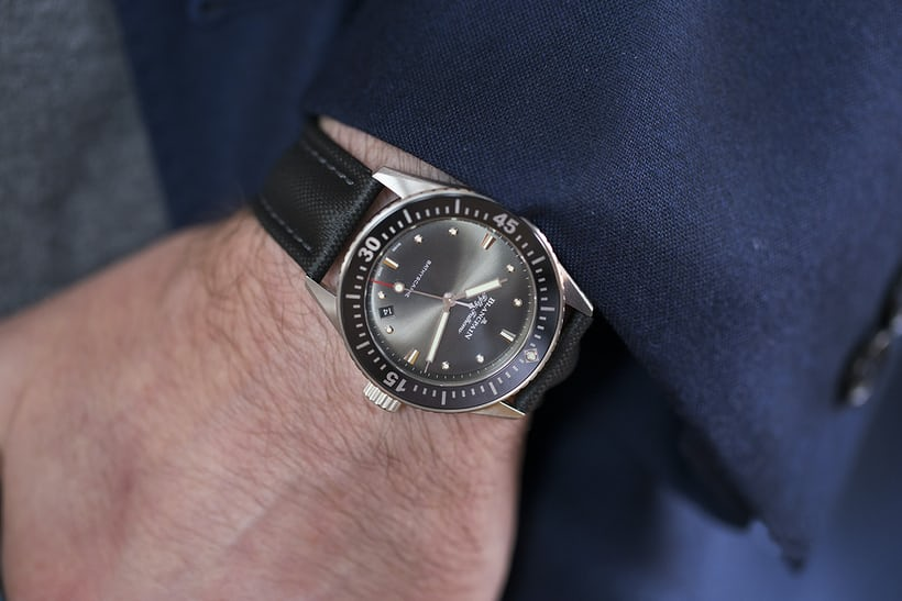 blancpain fifty fathoms 38mm