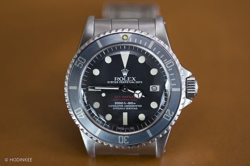 Reference Points Understanding The Rolex Sea Dweller Hodinkee