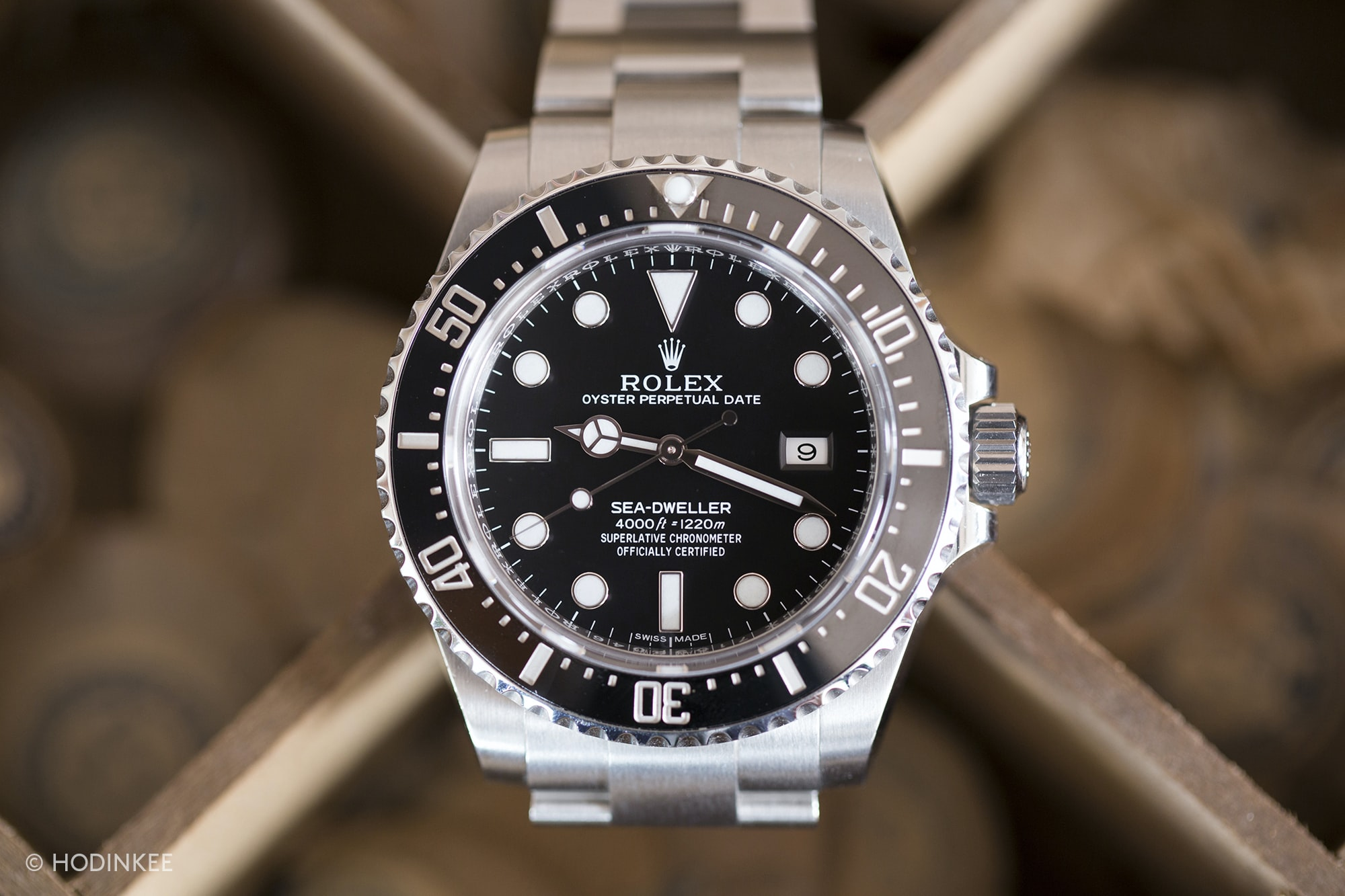 Reference Points: Understanding The Rolex Sea-Dweller Reference Points: Understanding The Rolex Sea-Dweller 06 3H0A2227 copy