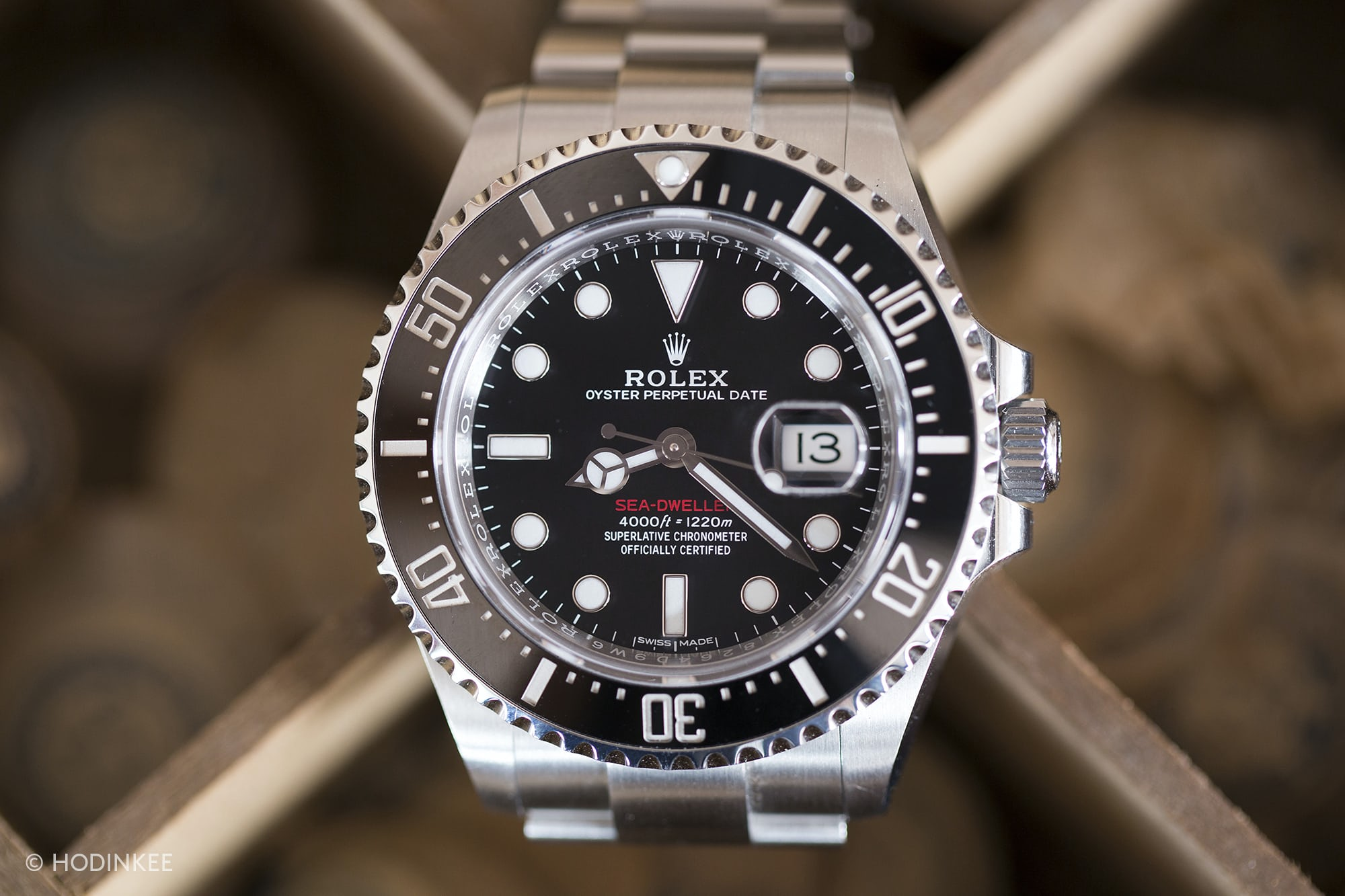 Reference Points: Understanding The Rolex Sea-Dweller Reference Points: Understanding The Rolex Sea-Dweller 07 3H0A2231 copy