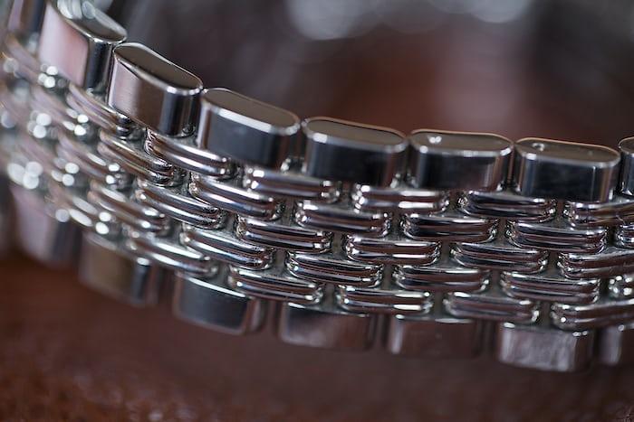"Beautiful ""beads of rice"" bracelet on the Autavia 2017."