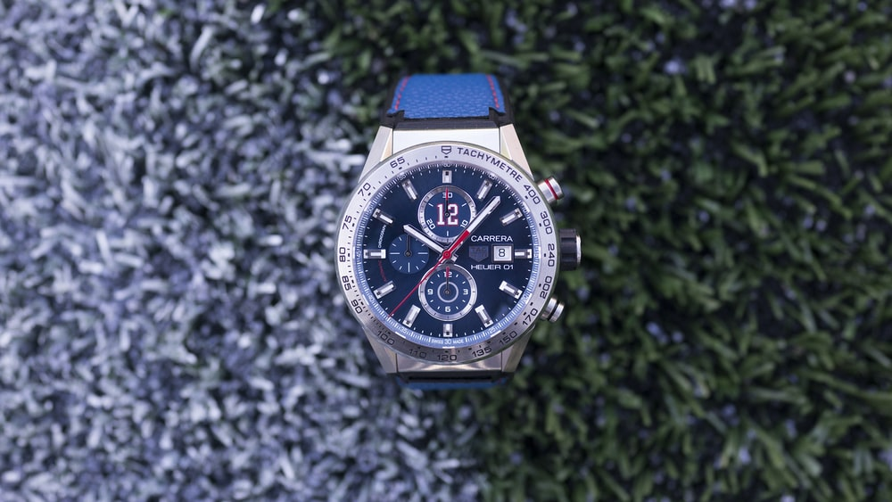 Introducing: The TAG Heuer Tom Brady Special Edition Heuer 01 Chronograph