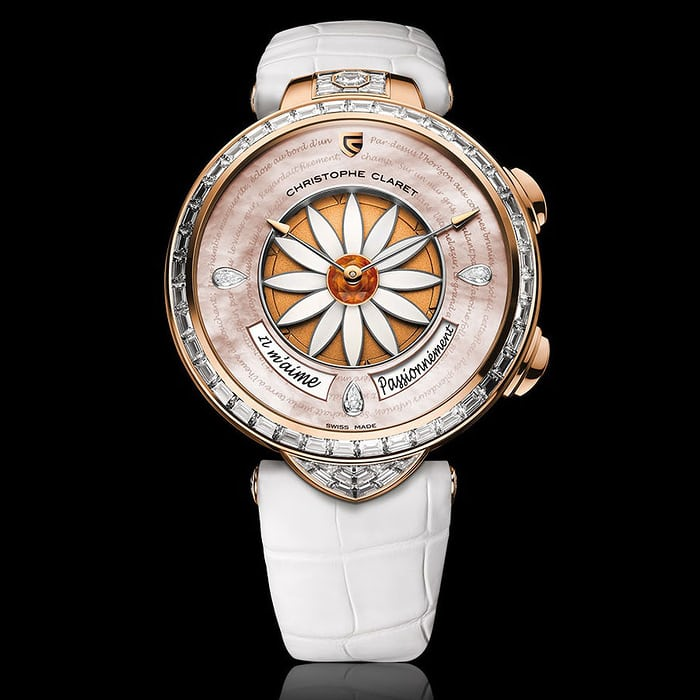 The Margot, by Christophe Claret; introduced in 2014.