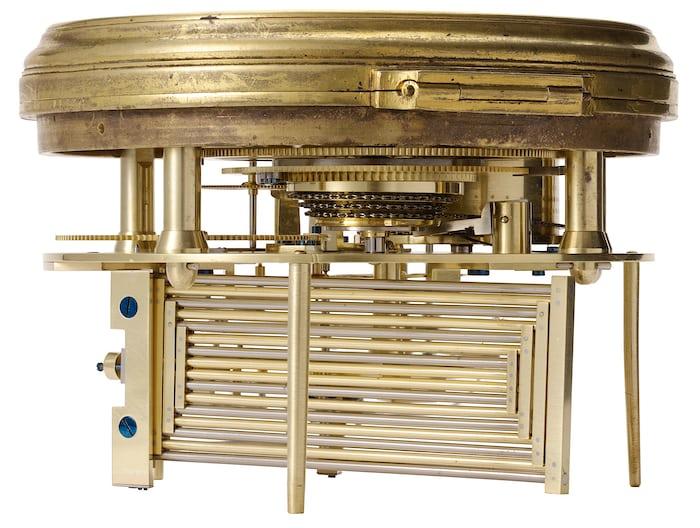 berthoud marine chronometer 18th century