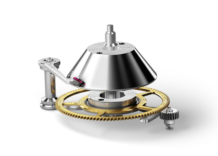 ferdinand berthoud chronometre fb 1 power reserve cone