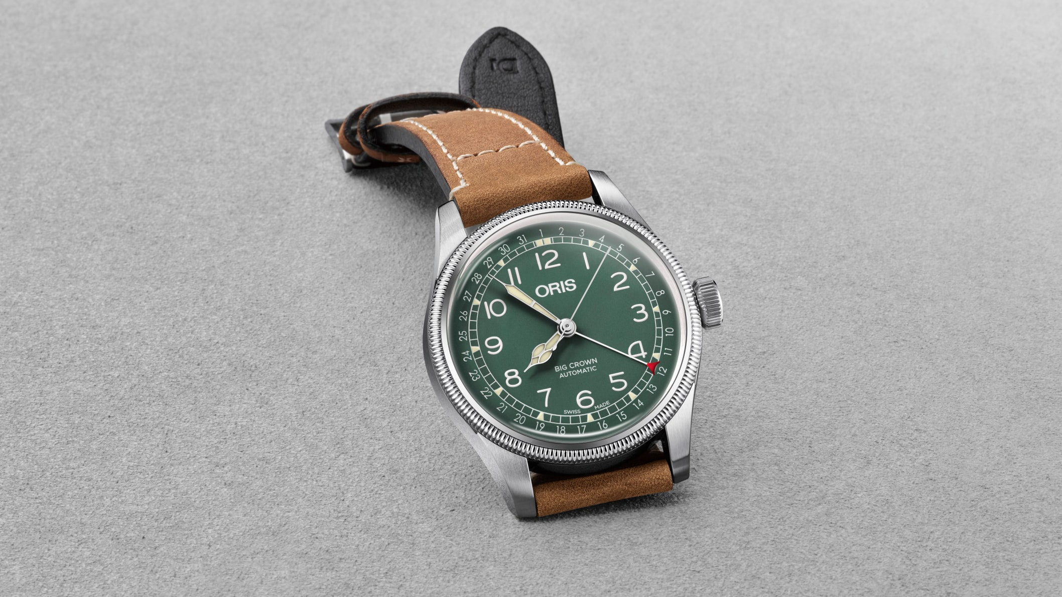 Introducing: The Oris Big Crown D.26 286 HB-RAG Limited Edition