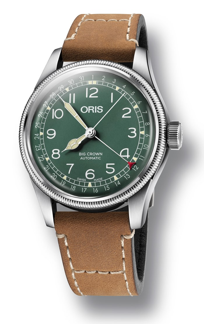 The Oris Big Crown Limited Edition.