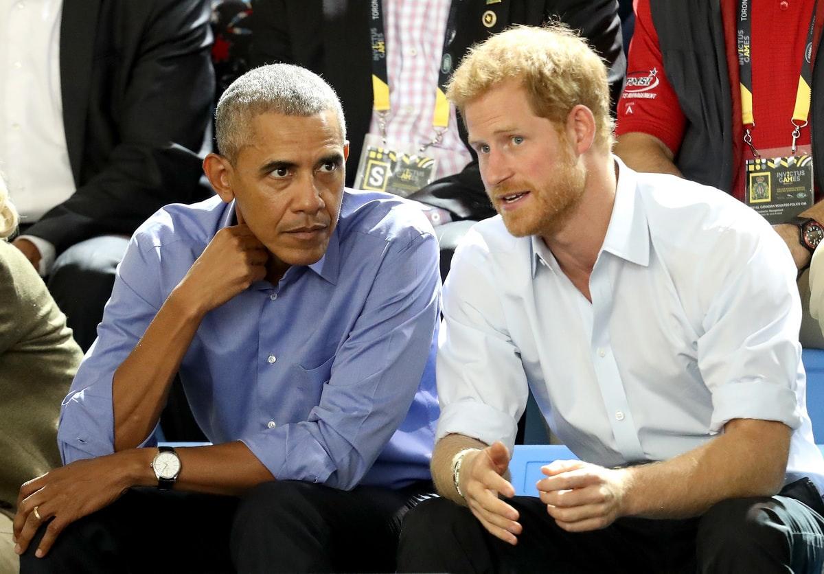 Watch Spotting: Former President Barack Obama Seen Wearing A Rolex Cellini