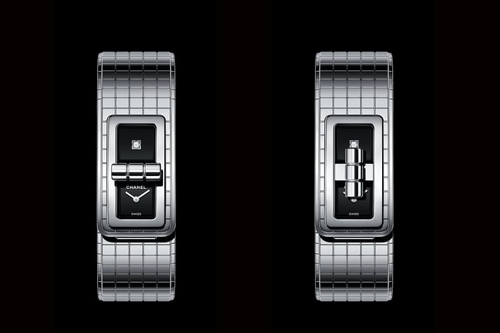 chanel code watch