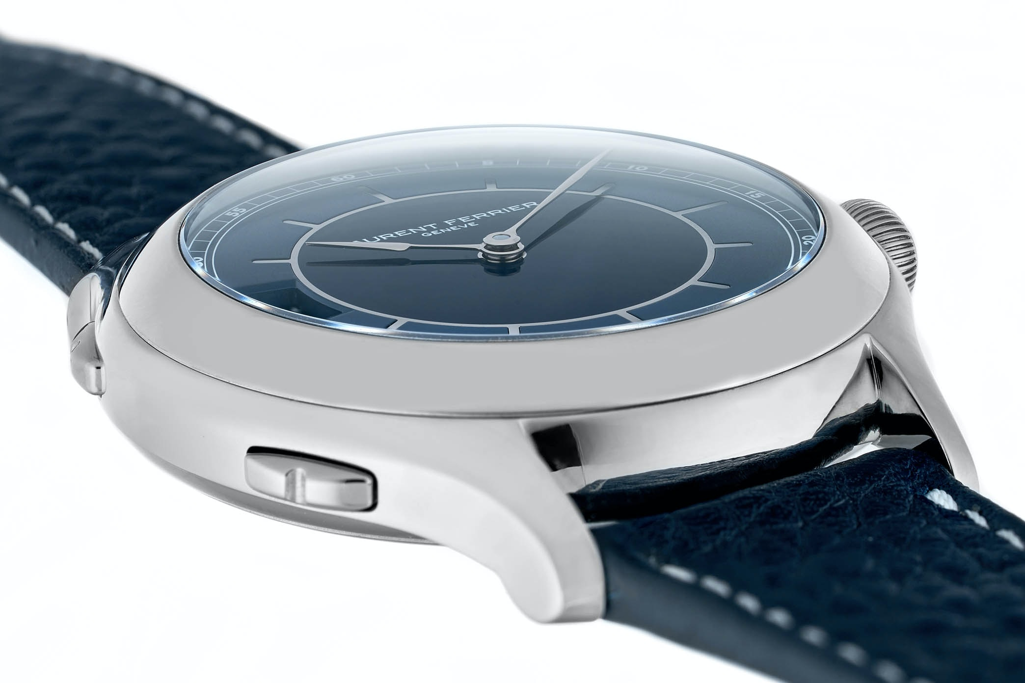 In The Shop: Introducing The Laurent Ferrier Traveller Limited Edition For HODINKEE LE LaurentFerrier Crystal