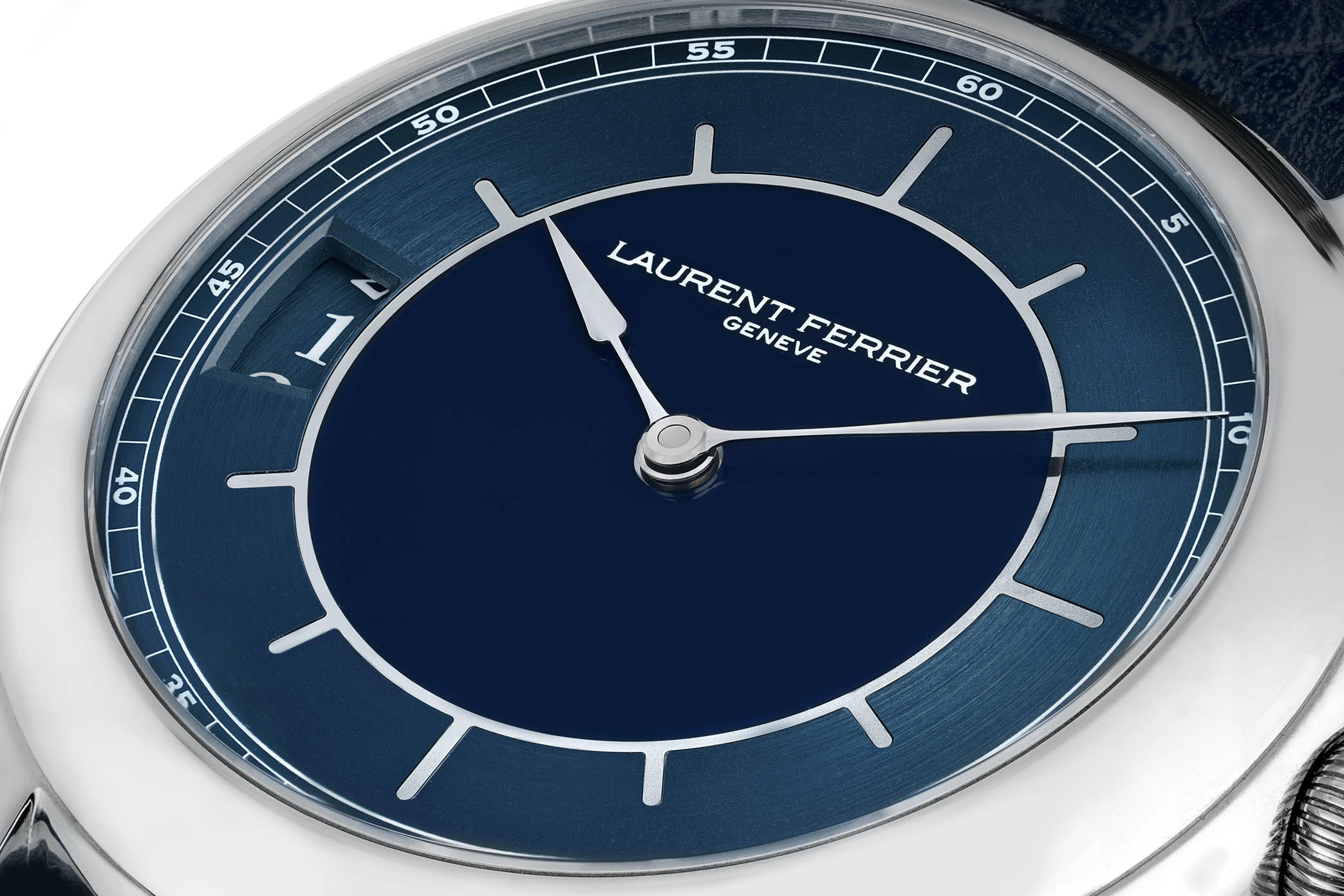 In The Shop: Introducing The Laurent Ferrier Traveller Limited Edition For HODINKEE LE LaurentFerrier Close