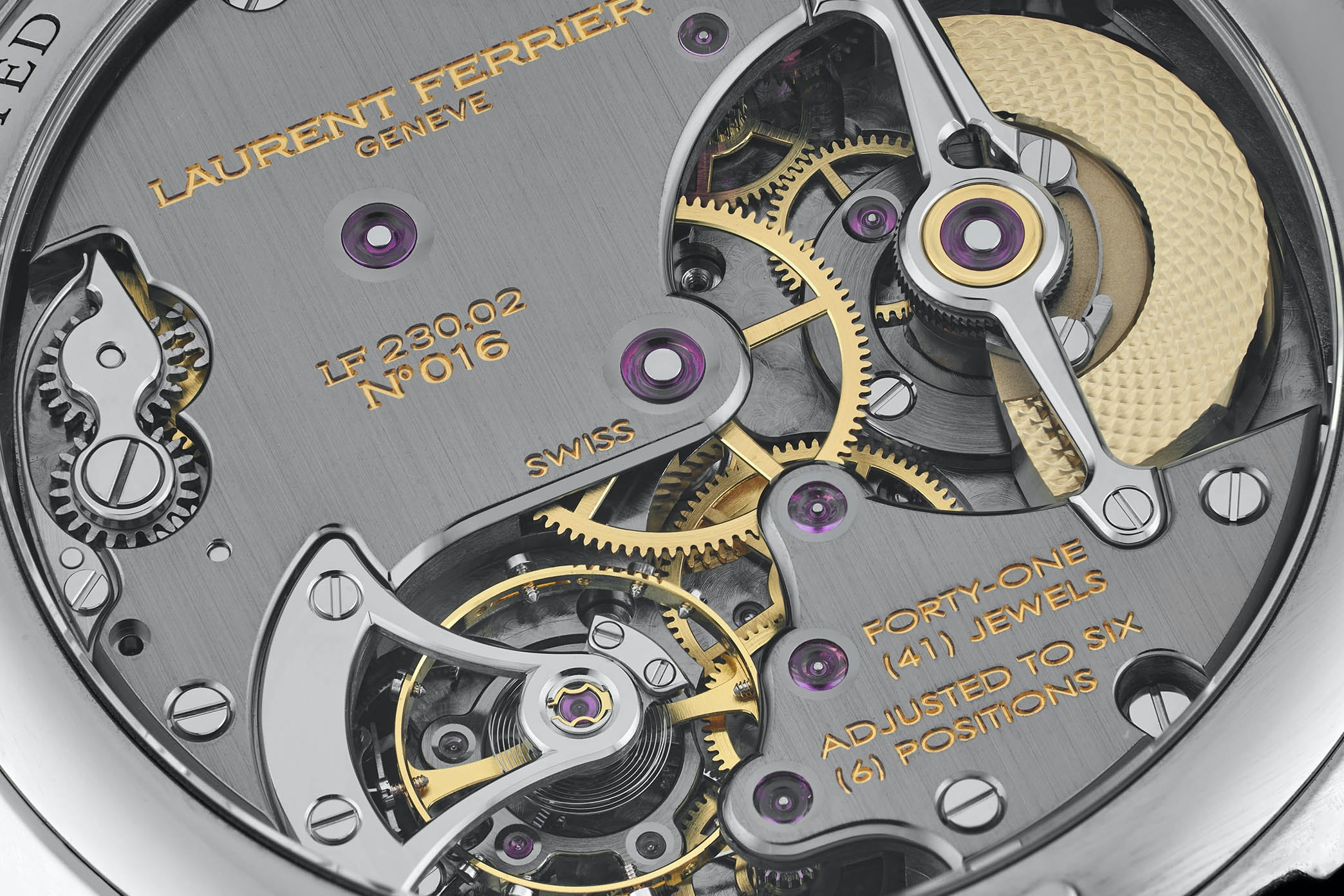 Le laurentferrier movementdetail2.jpg?ixlib=rails 1.1  In The Shop: Introducing The Laurent Ferrier Traveller Limited Edition For HODINKEE LE LaurentFerrier MovementDetail2