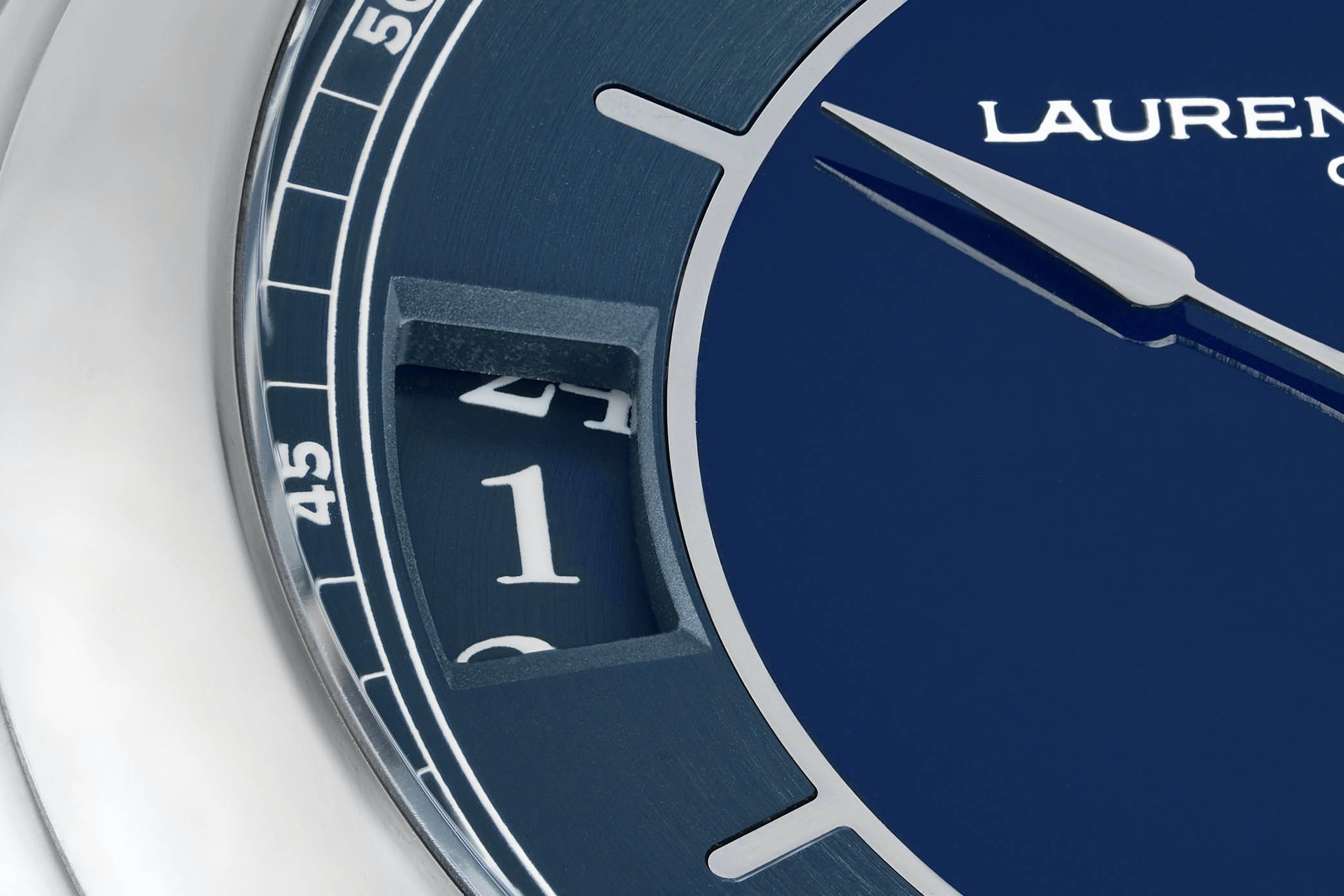 In The Shop: Introducing The Laurent Ferrier Traveller Limited Edition For HODINKEE LE LaurentFerrier timezone