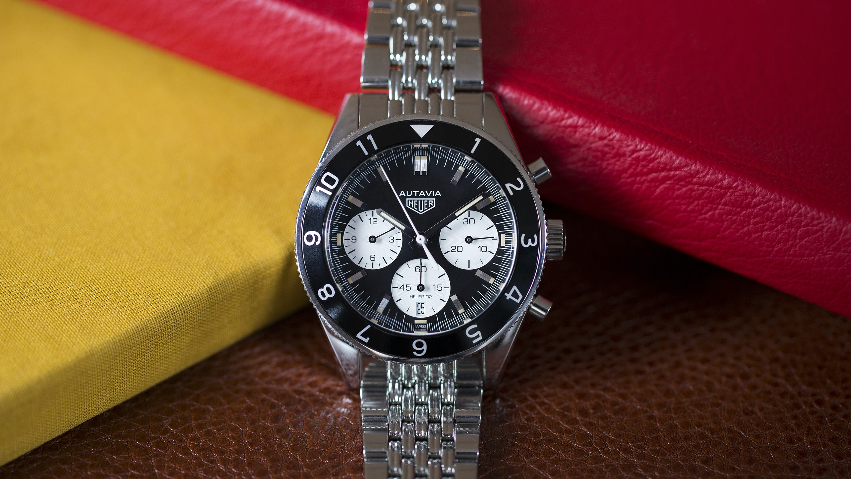 b12099969e48e A Week On The Wrist  The TAG Heuer Autavia 2017 - HODINKEE