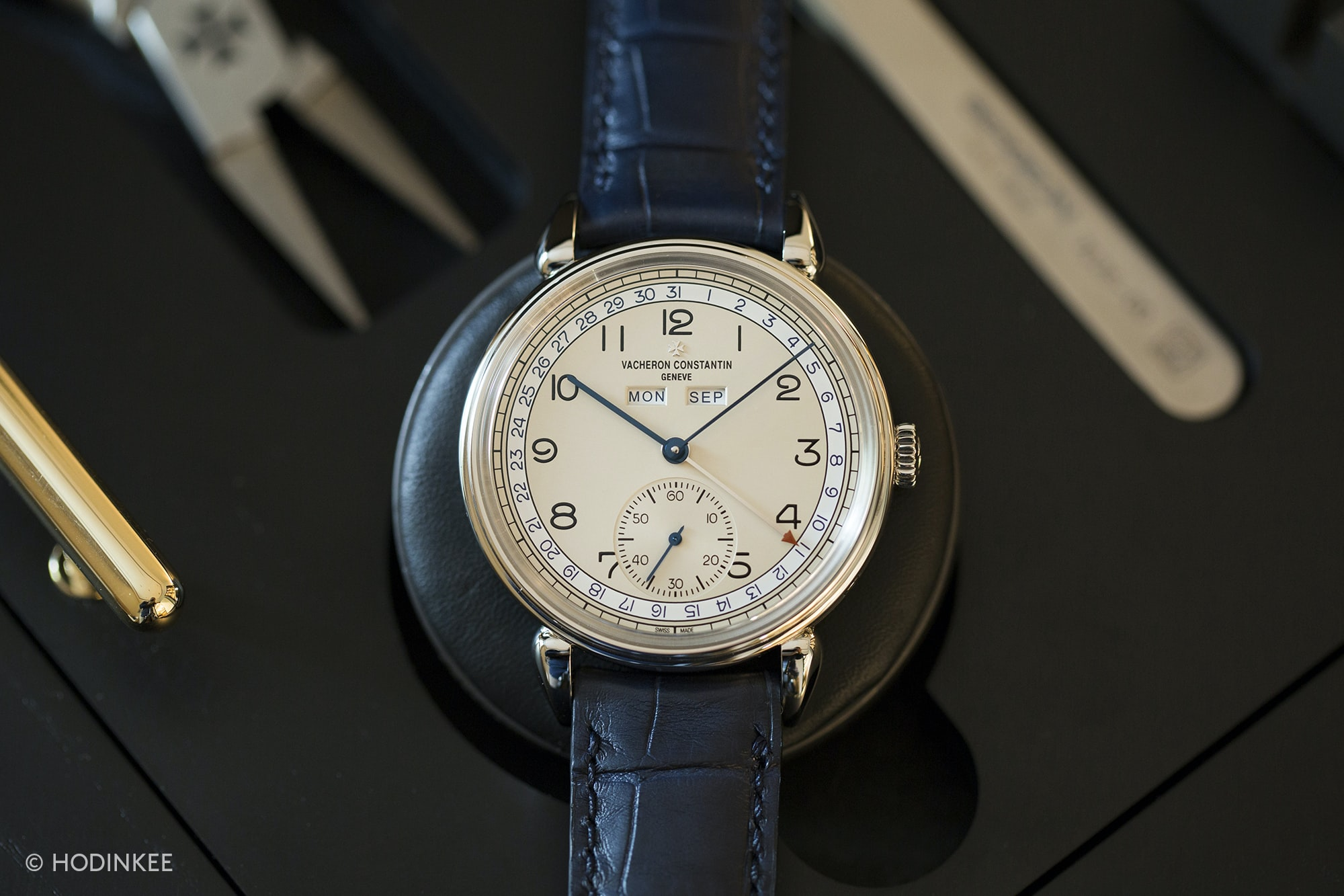 vacheron historiques triple calendrier 1942 Introducing: The New Vacheron Constantin Historiques: Triple Calendrier 1942 And 1948, And American 1921 Small (Exclusive Live Pics) Introducing: The New Vacheron Constantin Historiques: Triple Calendrier 1942 And 1948, And American 1921 Small (Exclusive Live Pics) 3H0A2897 copy