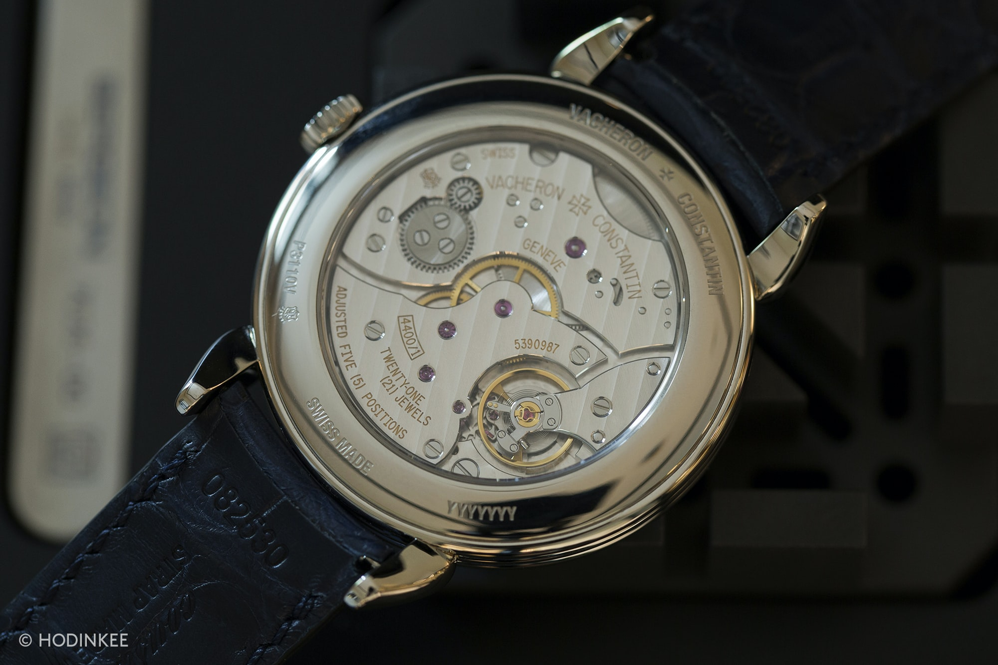Introducing: The New Vacheron Constantin Historiques: Triple Calendrier 1942 And 1948, And American 1921 Small (Exclusive Live Pics) 3H0A2911 copy