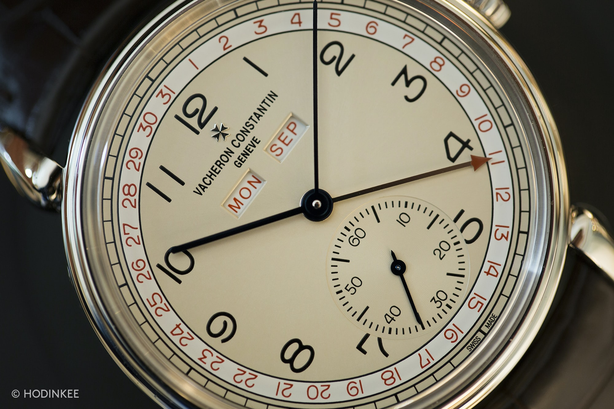 Introducing: The New Vacheron Constantin Historiques: Triple Calendrier 1942 And 1948, And American 1921 Small (Exclusive Live Pics) 3H0A2915 copy
