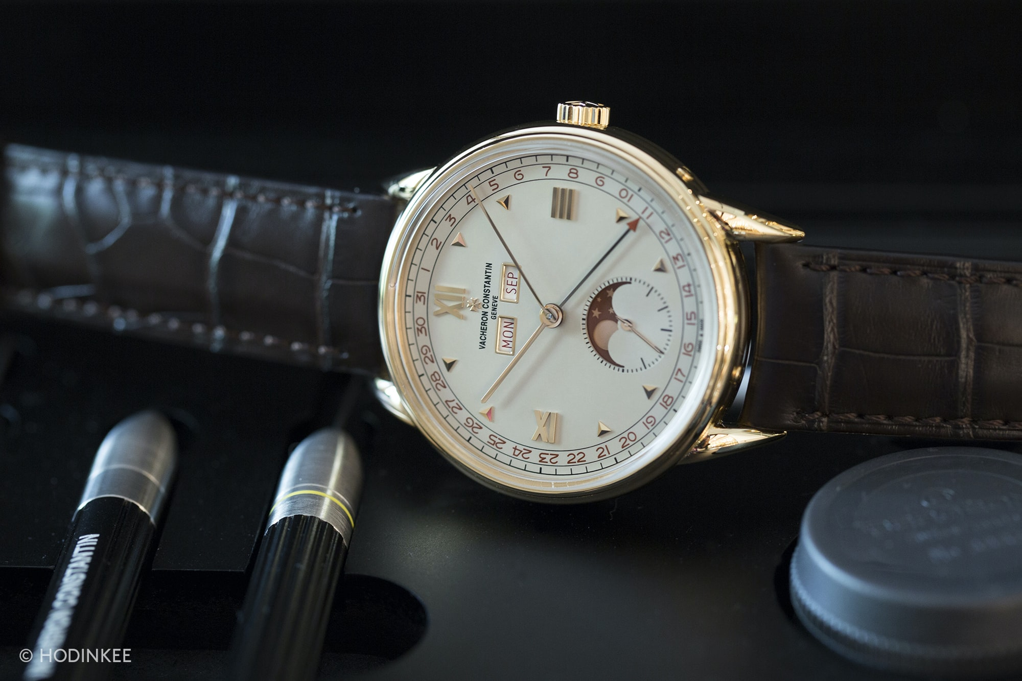 Introducing: The New Vacheron Constantin Historiques: Triple Calendrier 1942 And 1948, And American 1921 Small (Exclusive Live Pics) 3H0A2937 copy