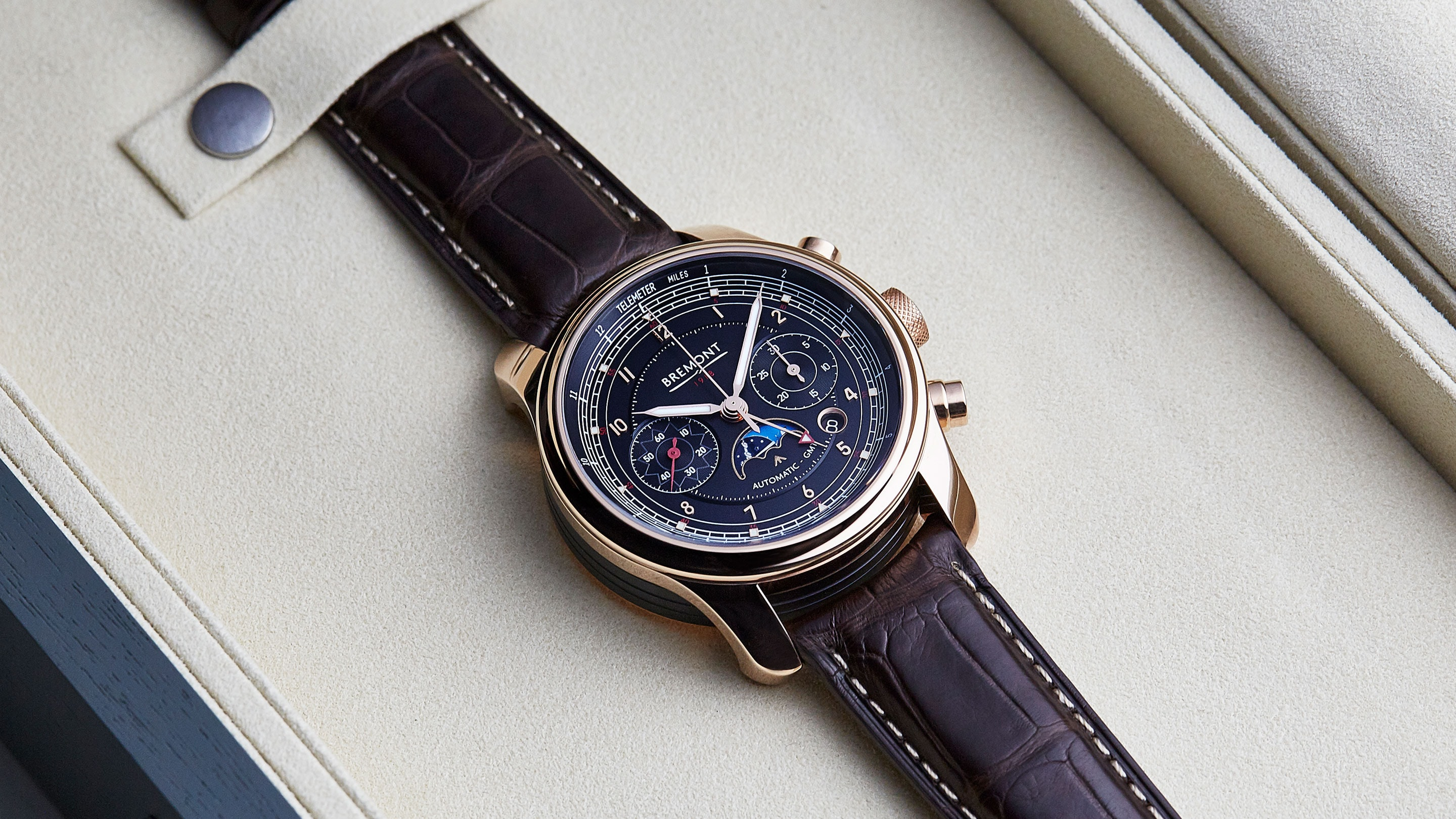 Bremont hero.jpg?ixlib=rails 1.1 Introducing: The Bremont 1918 Limited Edition Chronograph Introducing: The Bremont 1918 Limited Edition Chronograph bremont hero
