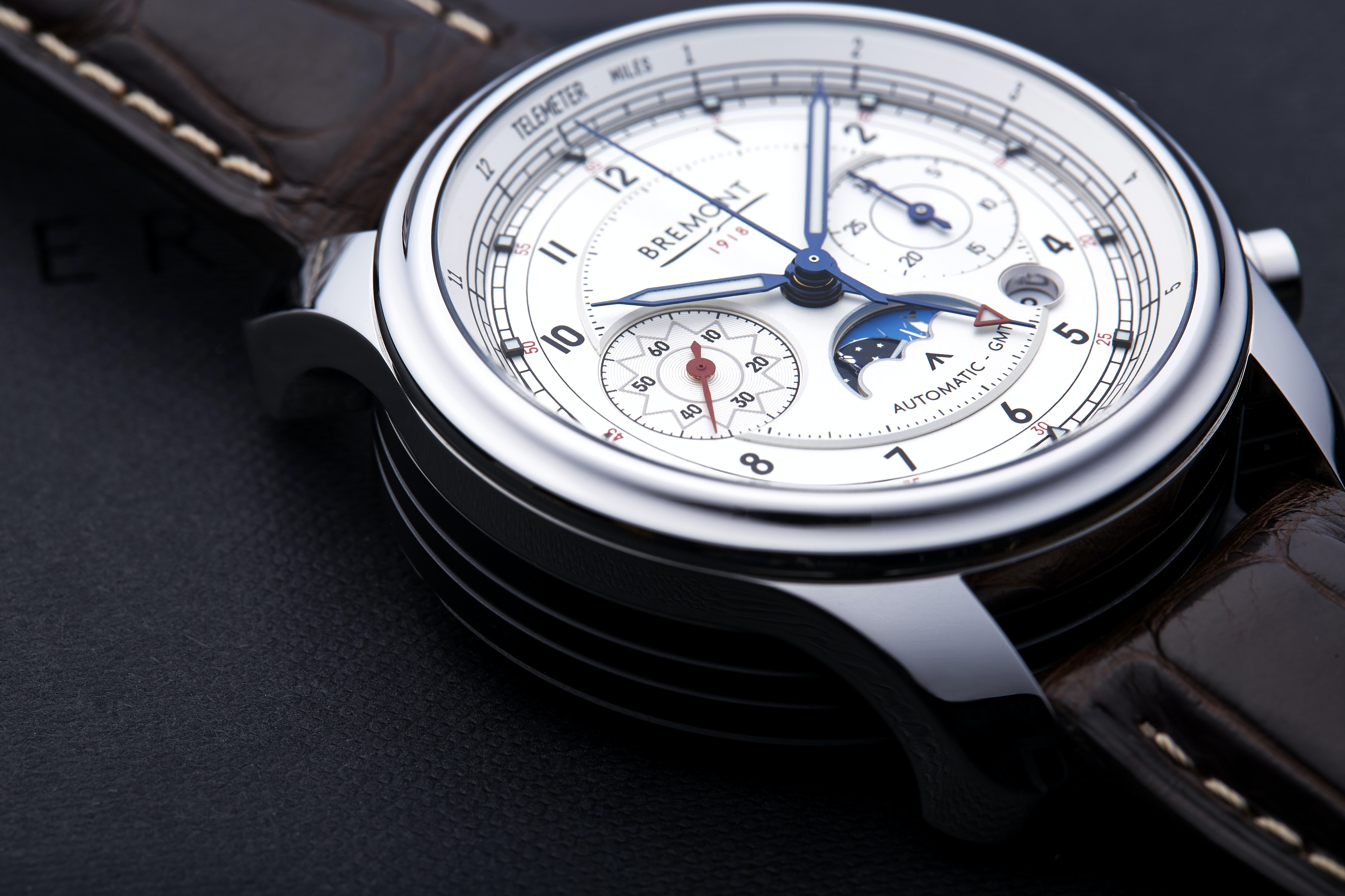 Introducing: The Bremont 1918 Limited Edition Chronograph Introducing: The Bremont 1918 Limited Edition Chronograph Bremont 1918RAF2910
