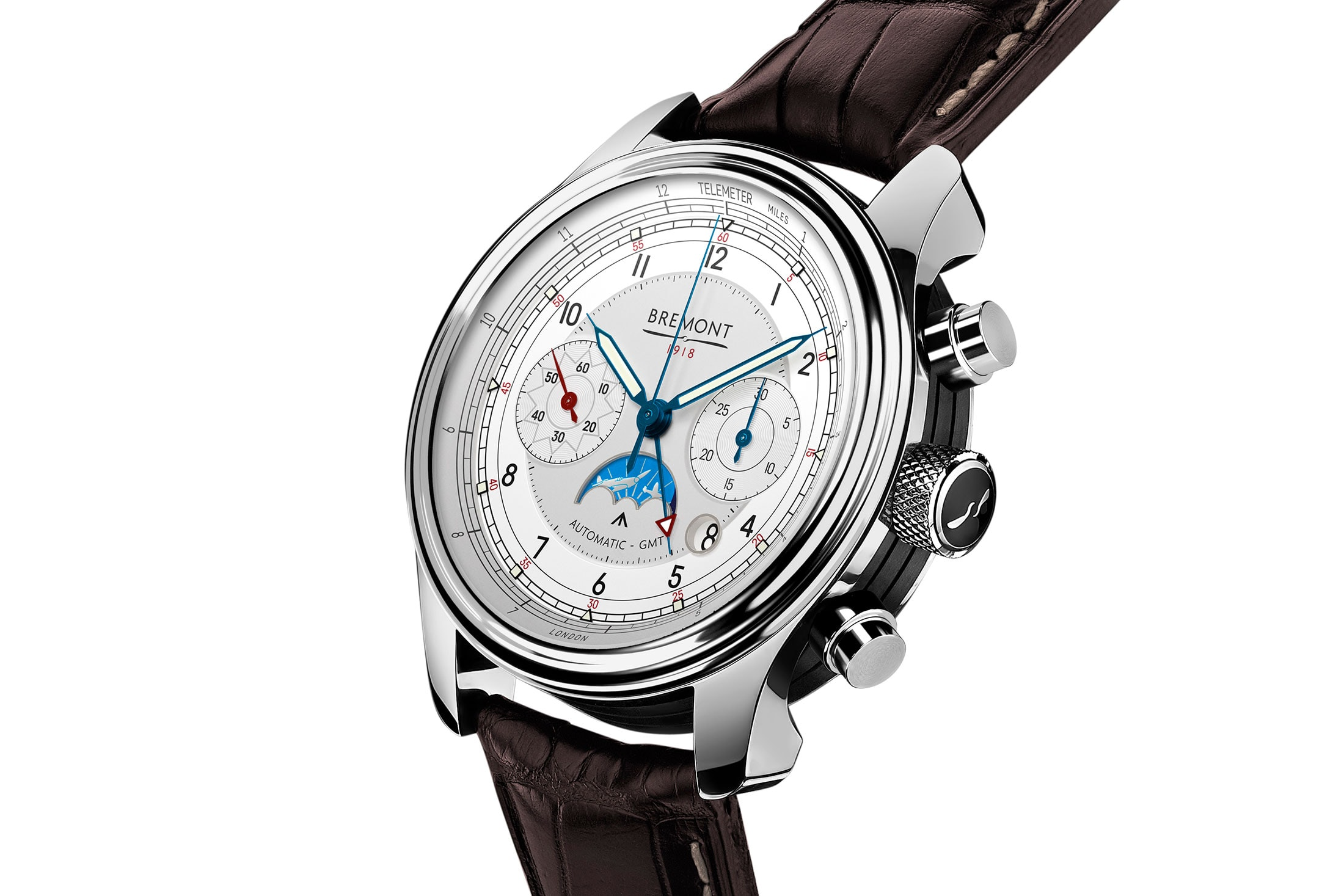 bremont 1918 limited edition Introducing: The Bremont 1918 Limited Edition Chronograph Introducing: The Bremont 1918 Limited Edition Chronograph bremont 02
