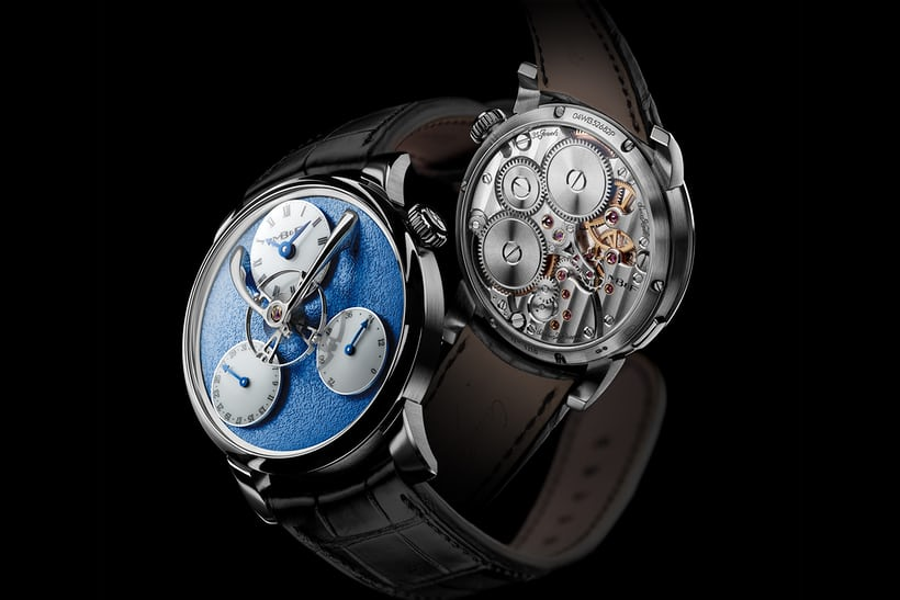 Legacy Machine Split Escapement