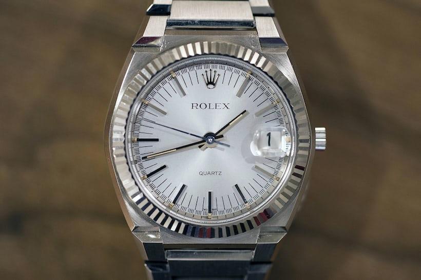 rolex ref. 5100