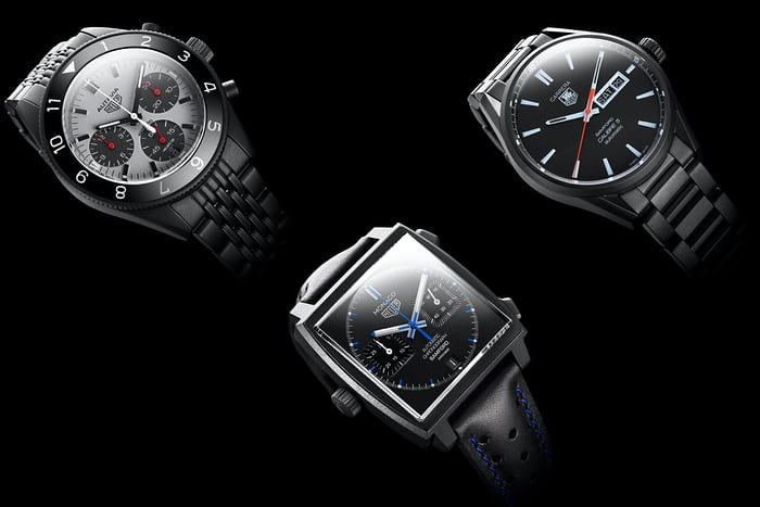 tag heuer bamford watch department