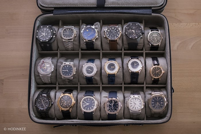 pras michel watch collection