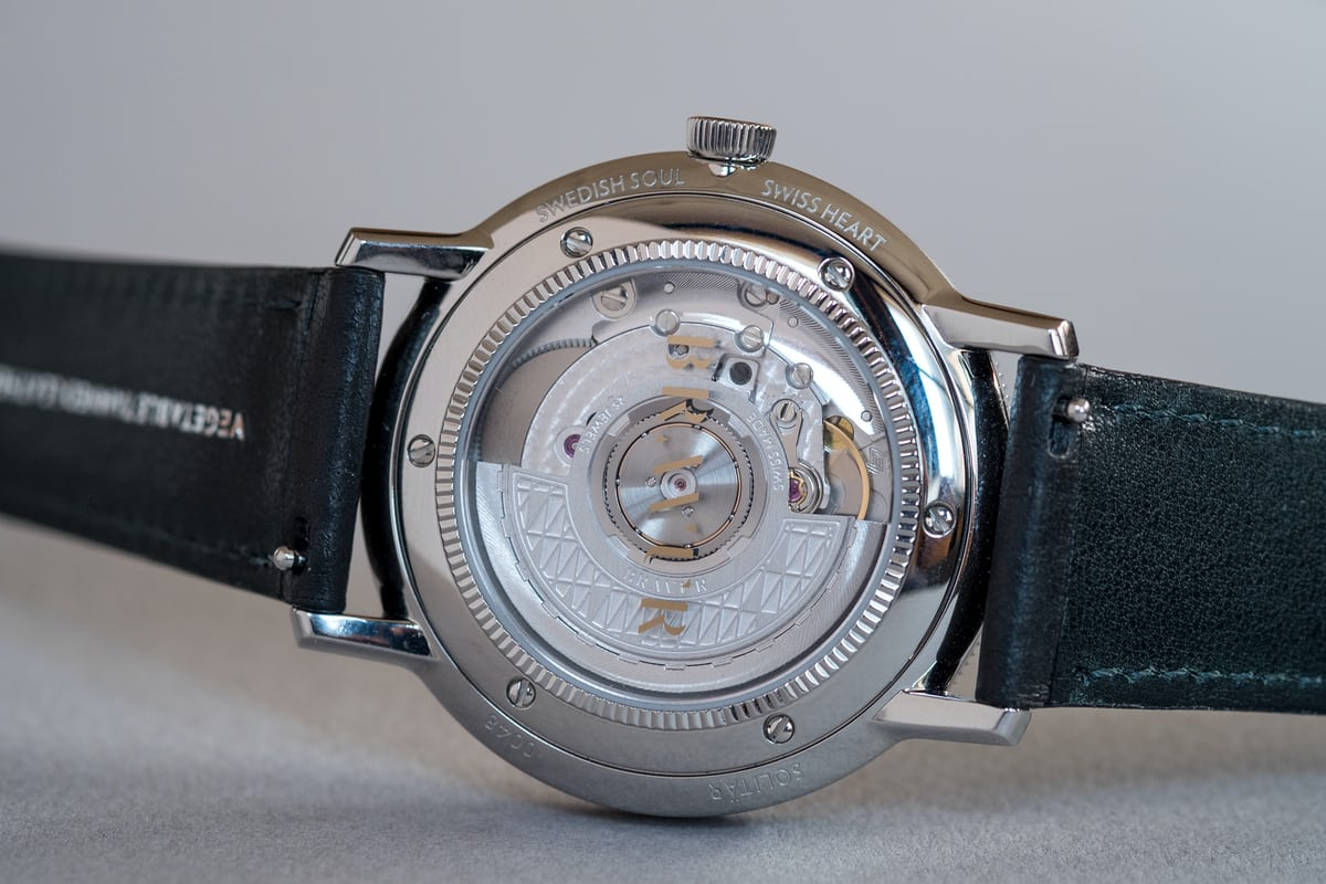 bravur watches bw003 movement