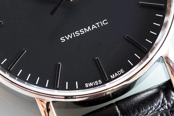 tissot everytime swissmatic dial