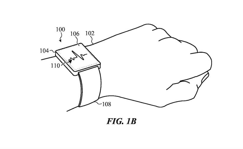 apple adjustable strap patent