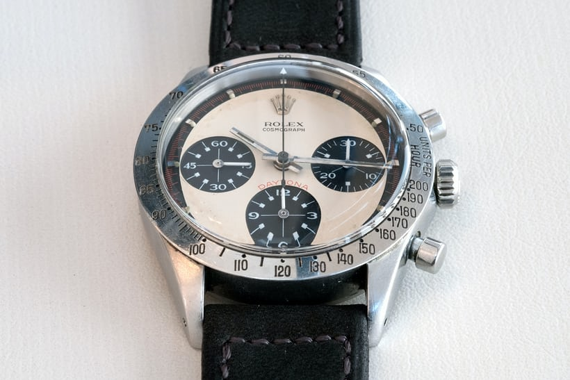 rolex paul newman daytona phillips new york