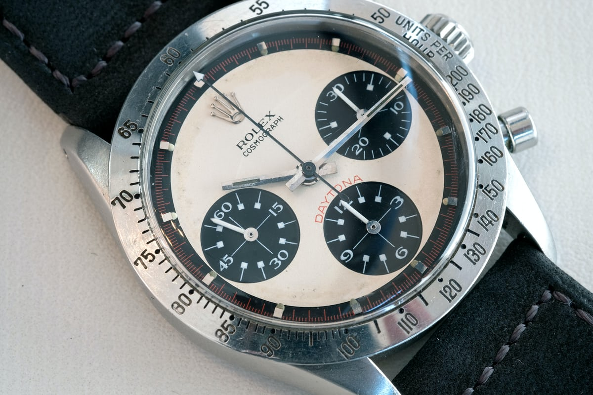 rolex paul newman daytona phillips new york dial