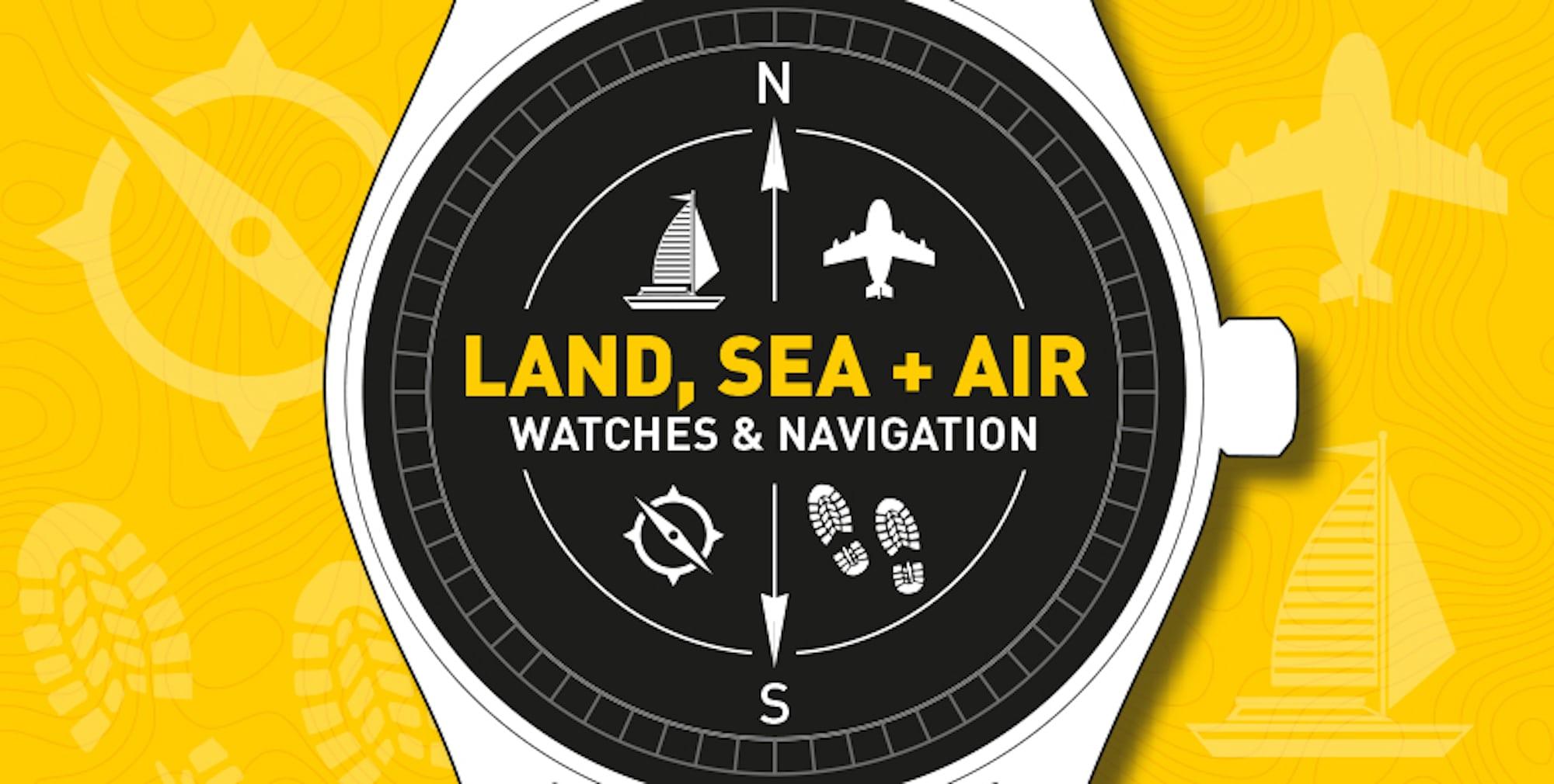 BHI Land, Sea and Air Conference